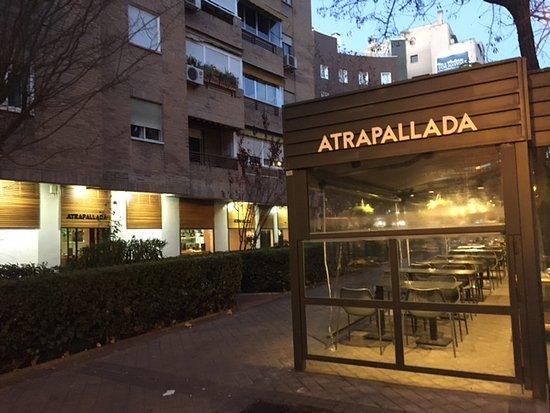 Restaurante restaurante atrapallada en madrid con cocina - Restaurante atrapallada ...