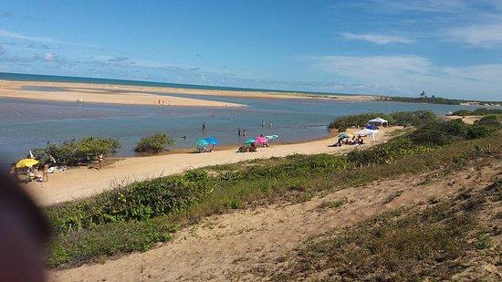Barra Seca Beach