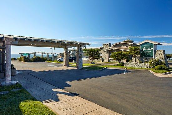 Oceanfront Hotels In San Simeon Ca