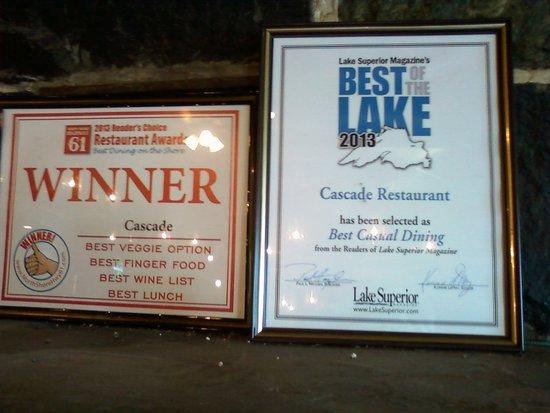 Lutsen, MN: awards