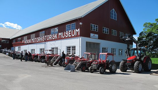 Norsk Motorhistorisk Museum Stange Municipality Norge