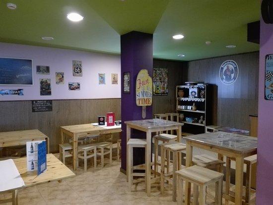 Restaurante ginjal en none con cocina otras cocinas for Cocinas europeas