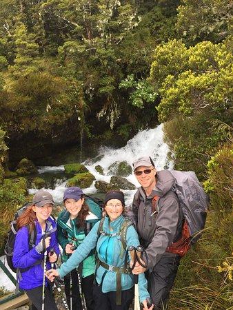 Queenstown, Nya Zeeland: Routeburn Day 3