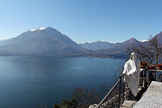 Perledo, Italia: Spectacular view