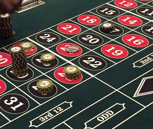 Horseshoe Hammond: $100 on 23....unfortunately not a winner