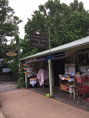Glenmack Park: general shop near by