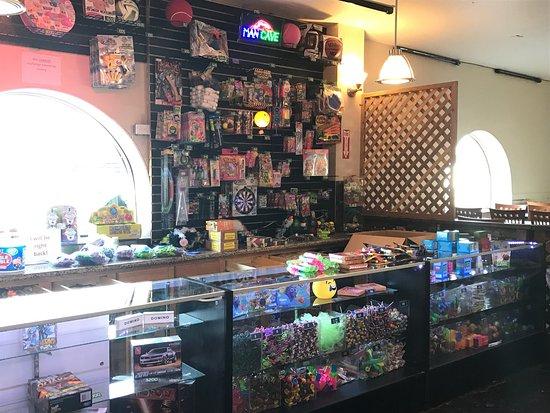 Ukiah, Kalifornia: Arcade 2017