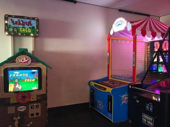 Ukiah, CA: Arcade 2017