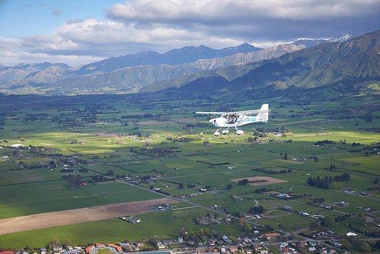Air Kaikoura Aero Club: Pilot-a-plane experience