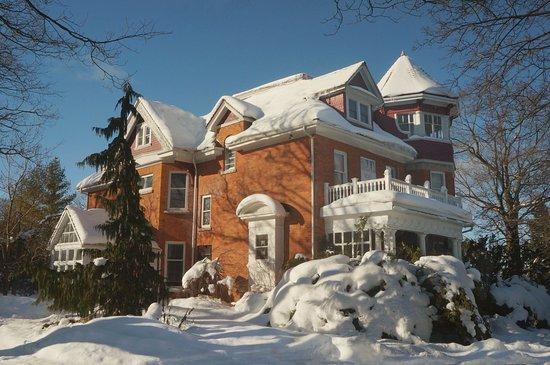 Markdale, Canada: Winter Wonderland