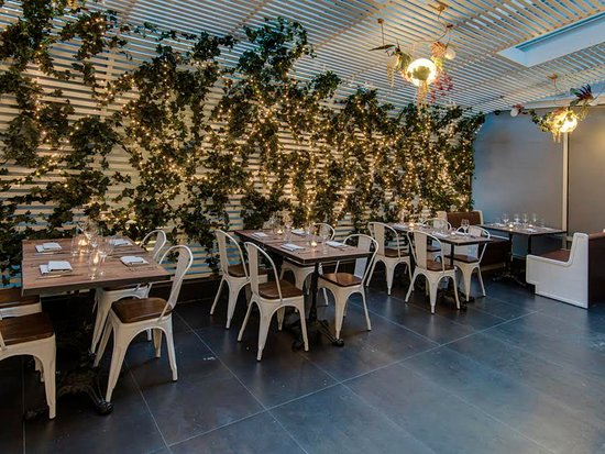 Shay And Ivy: The Garden Room  Great For Private Dining And Events