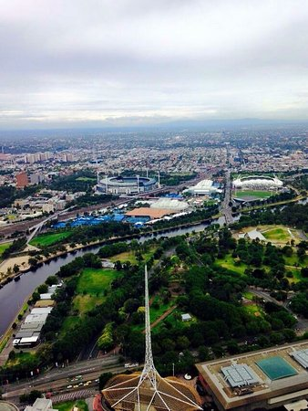 Melbourne & Olympic Parks