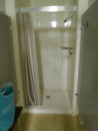 Manila, UT: Blick in die Dusche