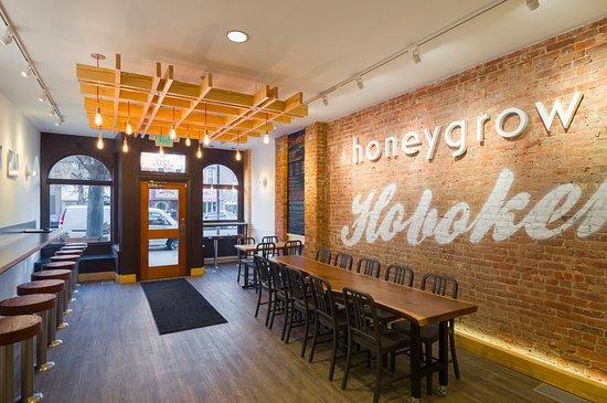 hghoboken picture of honeygrow hoboken tripadvisor rh tripadvisor com