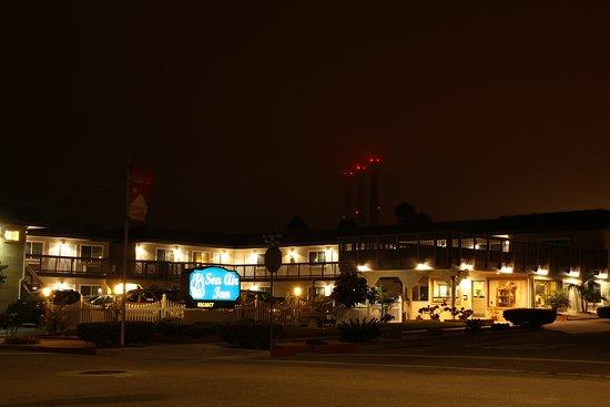 Window View - Picture of Sea Air Inn & Suites - Downtown Morro Bay - Tripadvisor