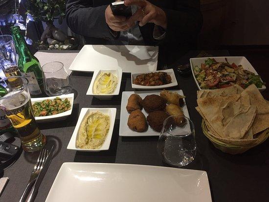 Le Liban dans votre assiette !