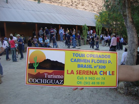 Travel Turismo Cochiguaz