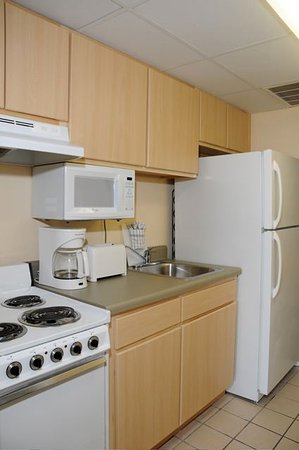 Jonathan Harbour: All units offer a kitchen