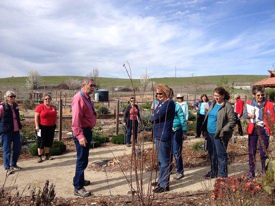 Placerville, CA: Master Gardener Tour