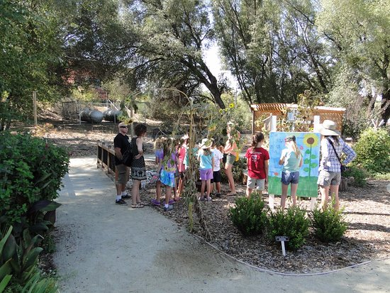Placerville, Califórnia: Children's Garden