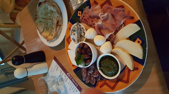 Il Forno Restaurant: 20170125_190424_large.jpg