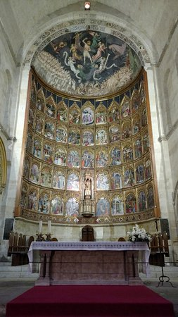 Old Cathedral (Catedral Vieja) : Altar