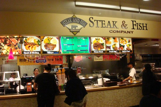 Steak & Fish Company: お店の写真