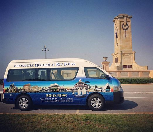Fremantle Historical Bus Tours