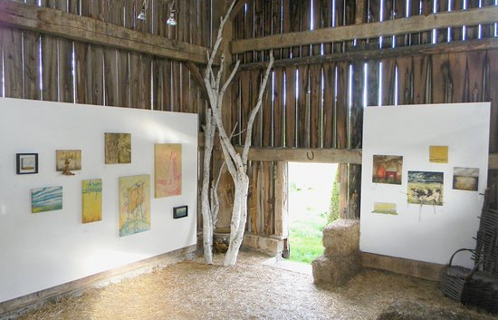 Andrew Csafordi Studio Gallery, Bloomfield, ON - Prince Edward County