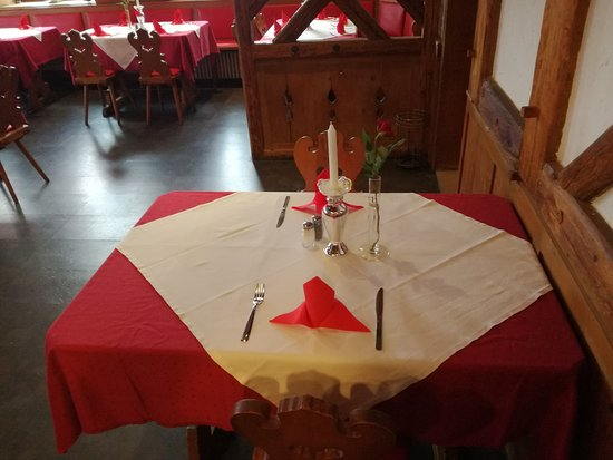 Kappel-Grafenhausen, Germania: Ristorante Pizzeria La Rosa