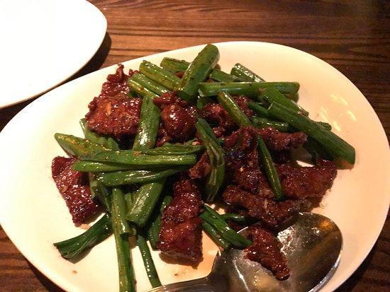 Clinton Township, MI: Mongolian Beef