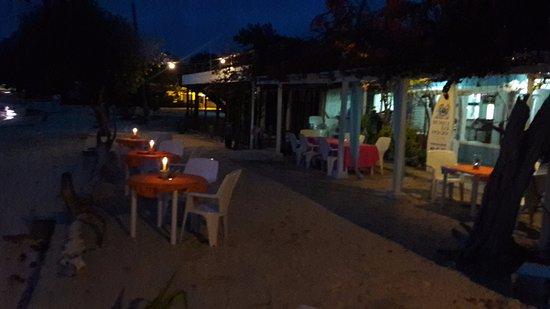 Posada Va Pensiero: Restaurant en Los Roques