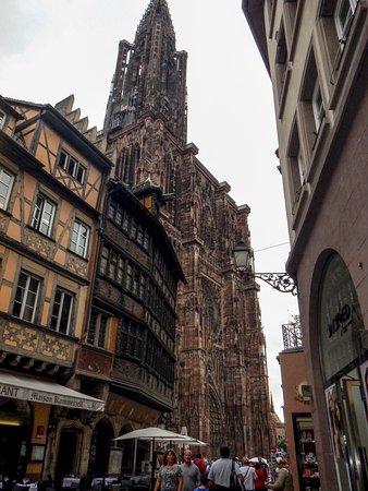 Kathedraal Notre Dame - Strasbourg: photo9.jpg