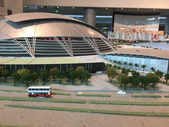 新加坡城市规划展览馆