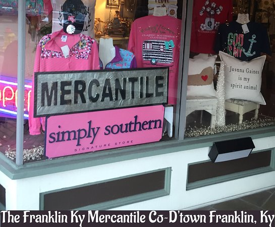 The Franklin KY Mercantile Co