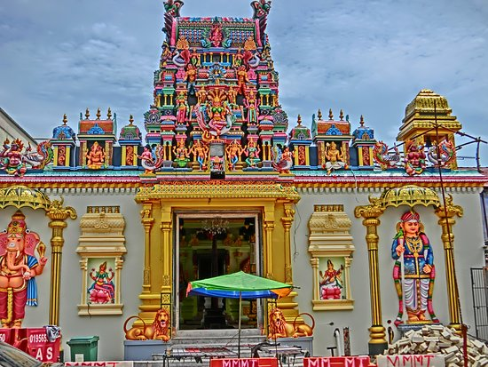 ‪Sri Mariamman Temple‬