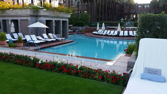 Hyatt Regency Scottsdale Resort and Spa at Gainey Ranch: Beautiful pool