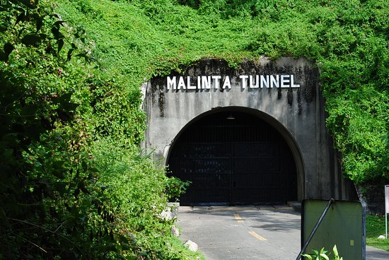 Cavite Province, Philippines: Malinta Tunnel