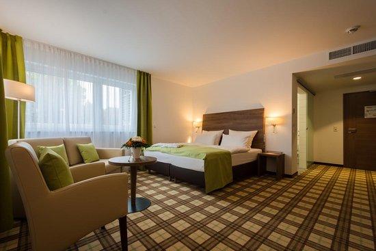 Hotel Fortuna: Doppelzimmer Anbau