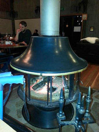 Woolshed Restaurant: A warm winter's welcome