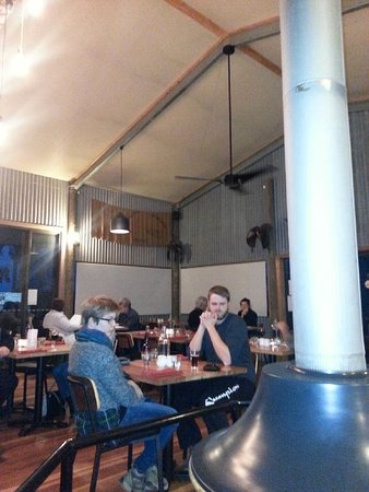 Woolshed Restaurant: Ambient atmosphere