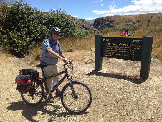 Solar Cycles: Rail trail fun - easy as