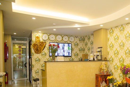 Khách sạn DDA Quận 1 (BIZU)
