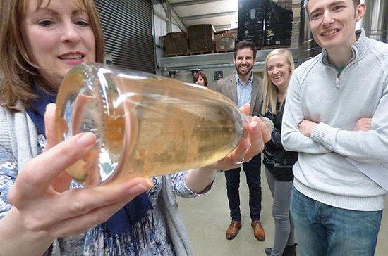 Tour de degustación de vinos ingleses a Kent desde Londres