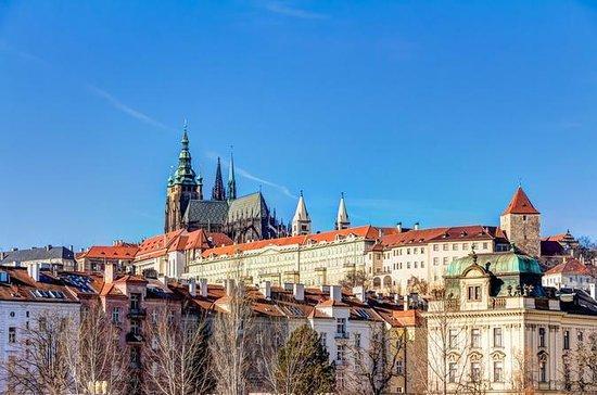 2-Hour Prague Coach and Walking Tour