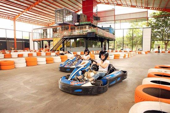 Semarang Speedway Indoor GoKart Centre