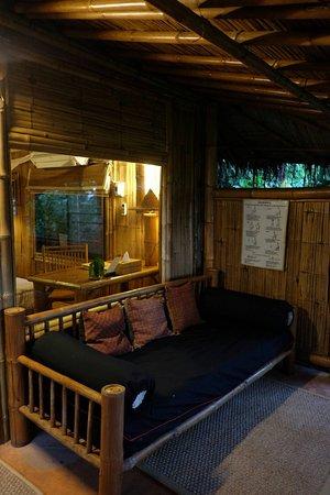 ที่พักสงบกลางป่า