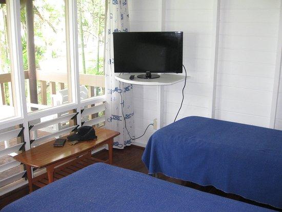 ذا كروز نيست ريزورت: Ground floor - single beds/TV