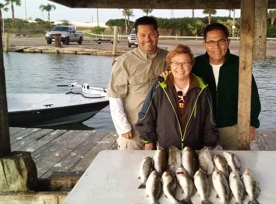 Galveston Island, TX: Eric and Family