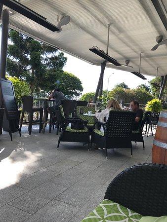 Gazebo restaurant for 87 wickham terrace